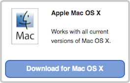 Download for Mac OS X